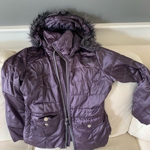 Girls beautiful and warm north face